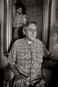Estevan Arellano, by Don Usner