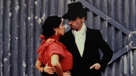 Tango In Exile Mirta Cristina Baccin