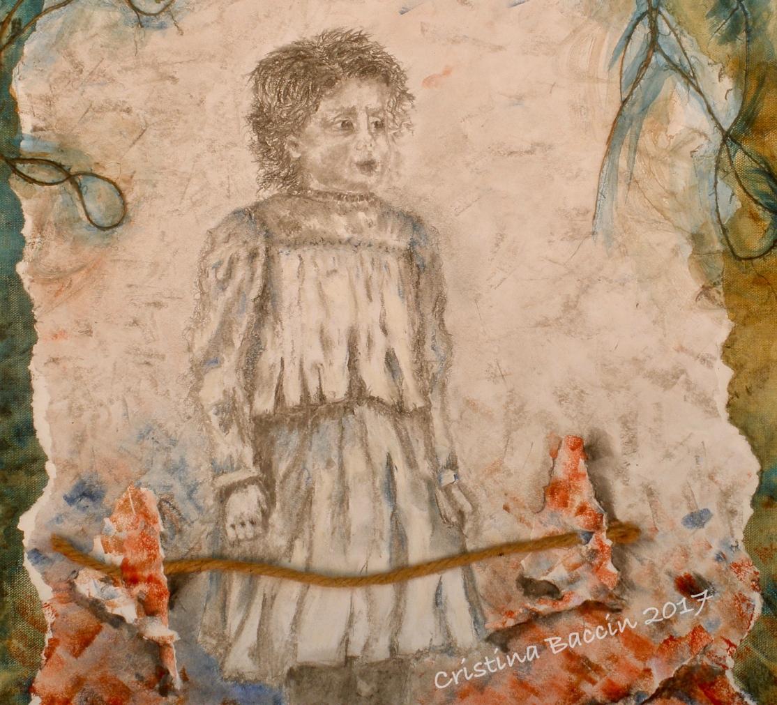 La soga / The rope (by Cristina Baccin)