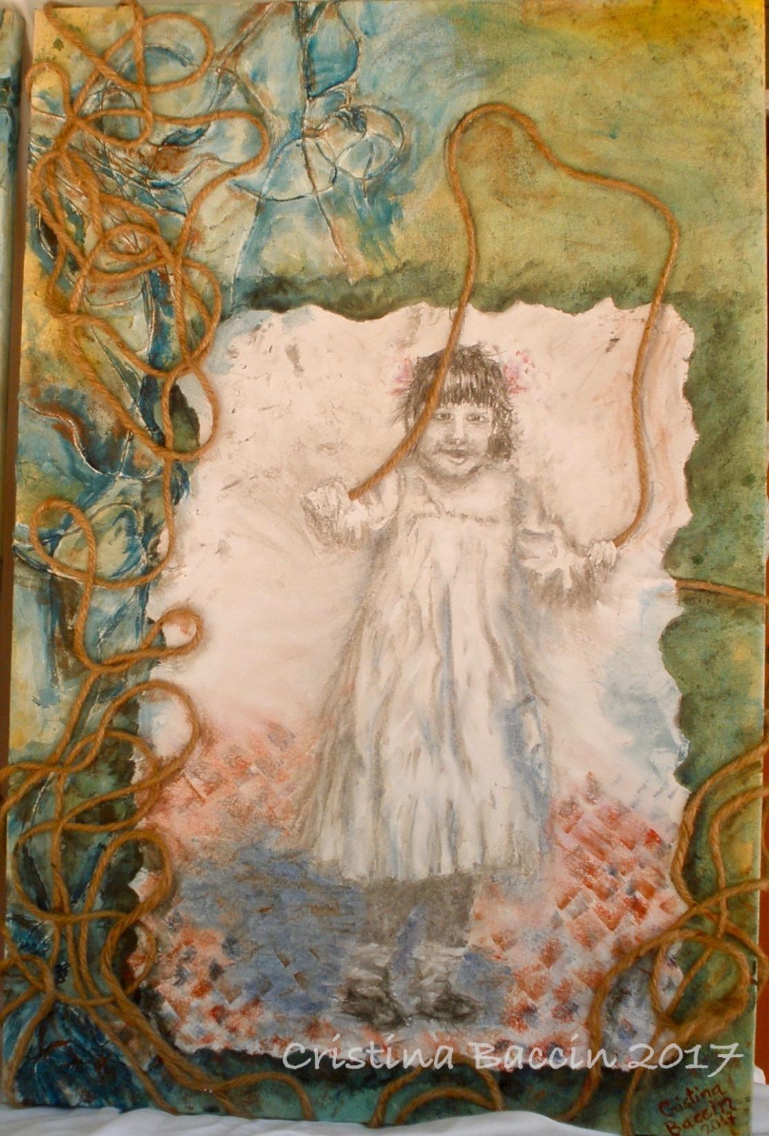 La soga - The rope (by Cristina Baccin)